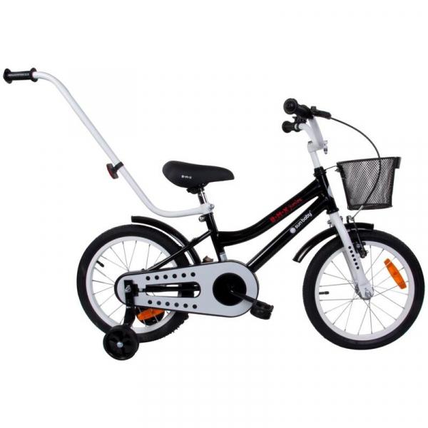 Bicicleta Sun Baby, BMX Junior 16, Negru 0