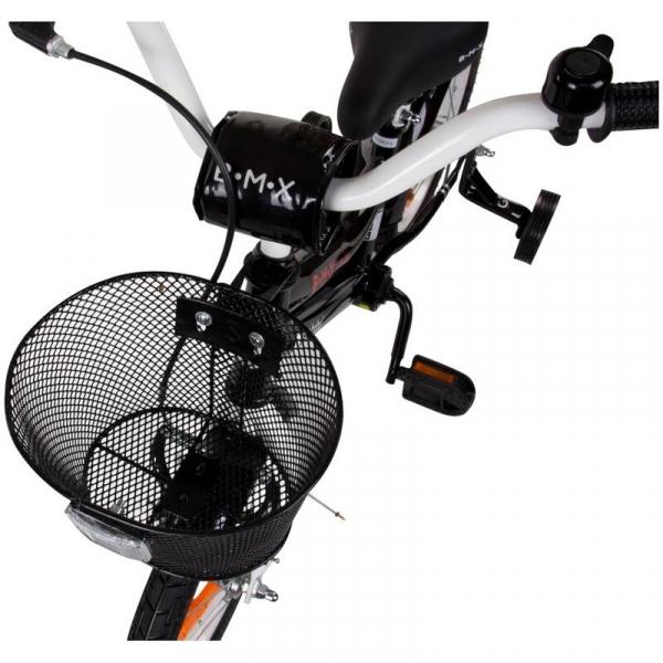Bicicleta Sun Baby, BMX Junior 16, Negru 7