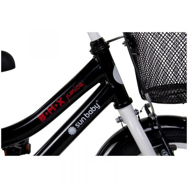 Bicicleta Sun Baby, BMX Junior 16, Negru 5