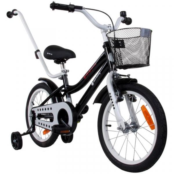 Bicicleta Sun Baby, BMX Junior 16, Negru 1