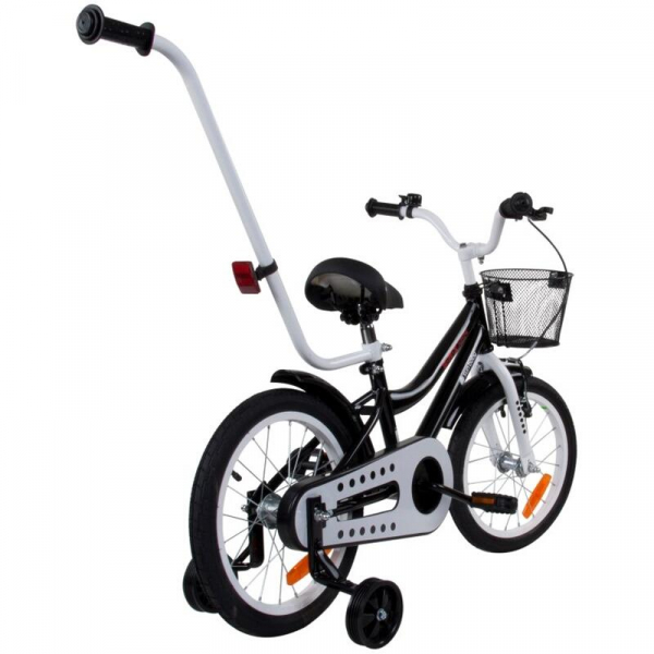 Bicicleta Sun Baby, BMX Junior 16, Negru 2