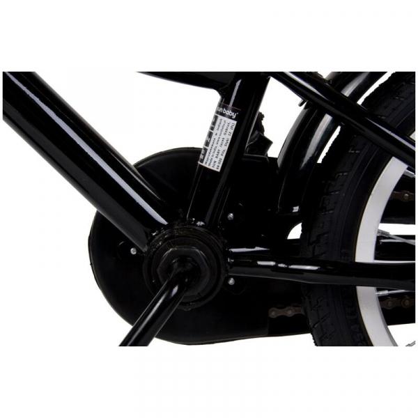 Bicicleta Sun Baby, BMX Junior 16, Negru 6