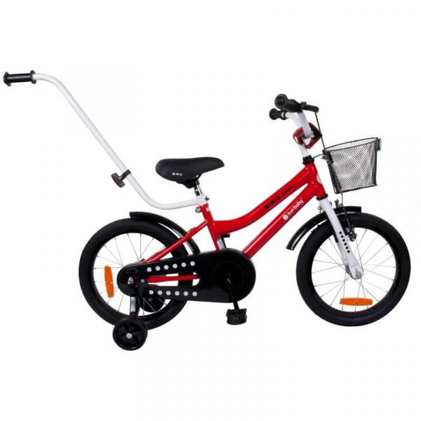 Bicicleta Sun Baby, BMX Junior 16, Rosu 0