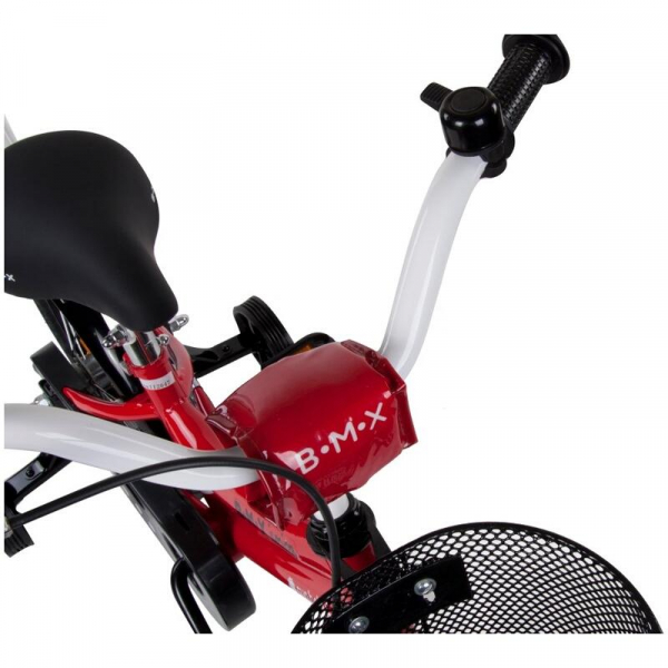 Bicicleta Sun Baby, BMX Junior 16, Rosu [6]