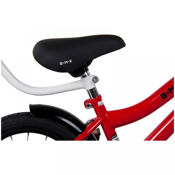 Bicicleta Sun Baby, BMX Junior 16, Rosu 4