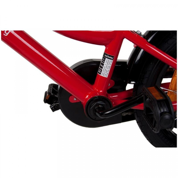 Bicicleta Sun Baby, BMX Junior 16, Rosu 7