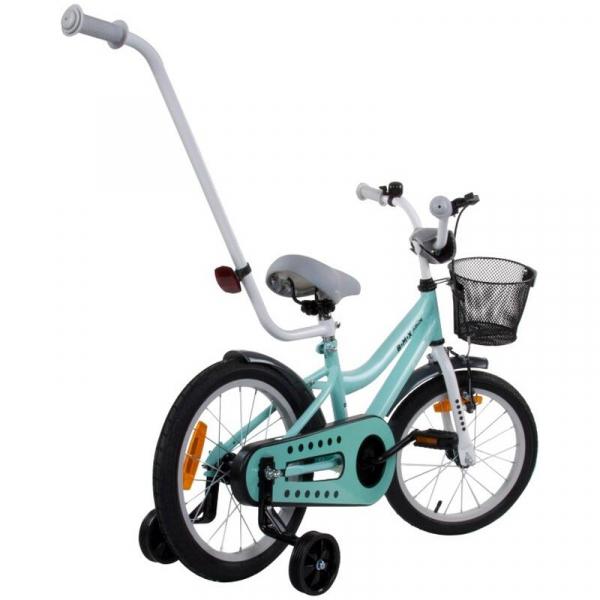 Bicicleta Sun Baby, BMX Junior 16, Turcoaz [1]