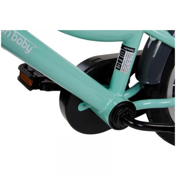 Bicicleta Sun Baby, BMX Junior 16, Turcoaz [7]