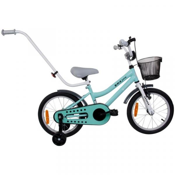 Bicicleta Sun Baby, BMX Junior 16, Turcoaz [0]