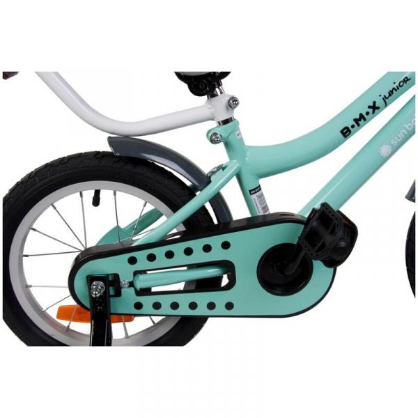 Bicicleta Sun Baby, BMX Junior 16, Turcoaz [3]