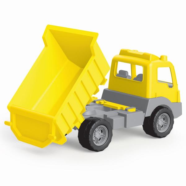 Camion galben - 38 cm 2