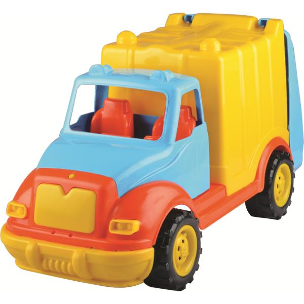Camion pentru gunoi 48 cm Ucar Toys UC09 0