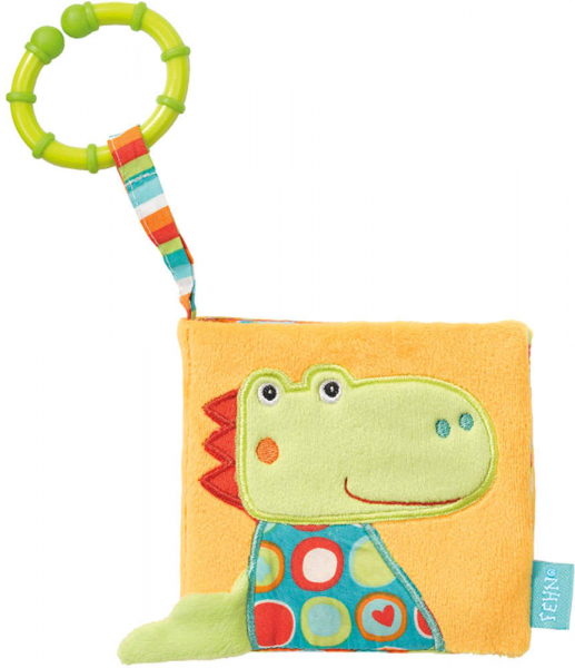 Carte din plus pentru bebelusi - Crocodil 0