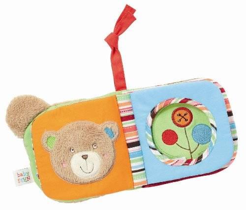 Carte din plus pentru bebelusi - Ursulet 2