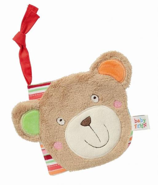 Carte din plus pentru bebelusi - Ursulet 0