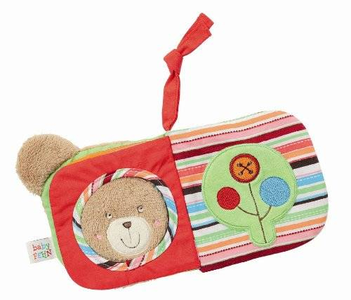 Carte din plus pentru bebelusi - Ursulet 3