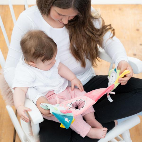 Carticica din plus pentru bebelusi - Aiko & Yuki 3