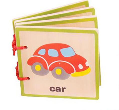 Carticica pentru bebelusi - Vehicule 0