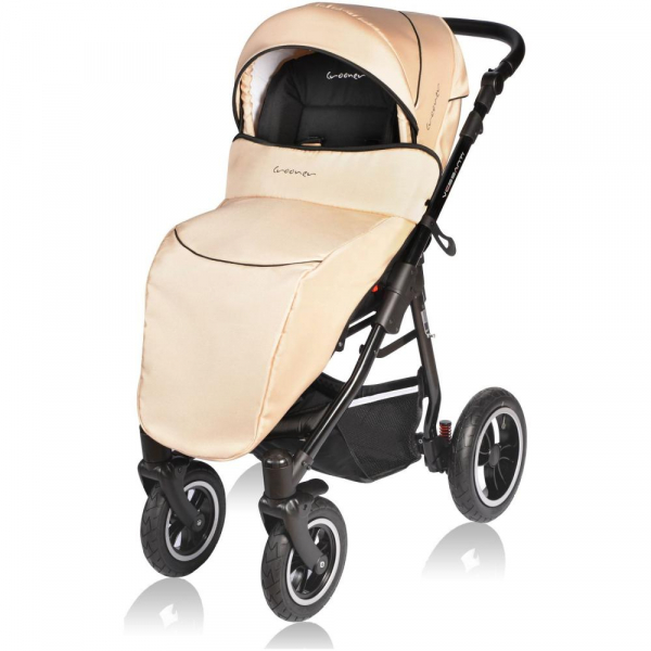 Carucior Crooner 2 in 1 - Vessanti - Cream 4