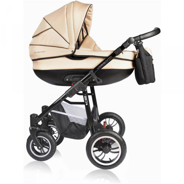 Carucior Crooner 2 in 1 - Vessanti - Cream 2