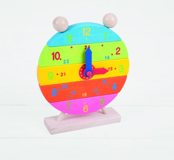 Ceas curcubeu 1