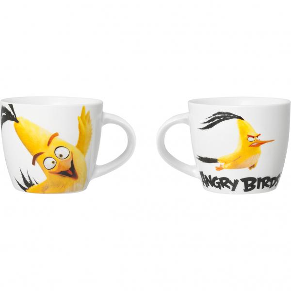 Ceasca portelan Angry Birds 140ml Lulabi 8161760 0