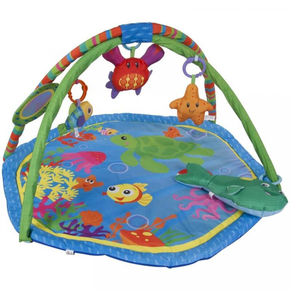 Centru de joaca cu pernita Ocean - Sun Baby 0