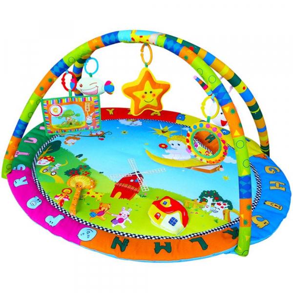 Centru de joaca cu sunete si lumini Zoo - Sun Baby 0