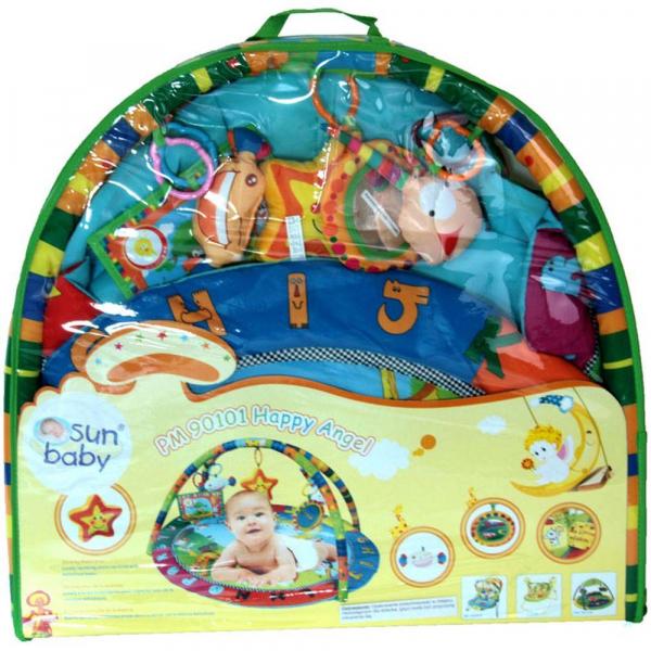 Centru de joaca cu sunete si lumini Zoo - Sun Baby 1