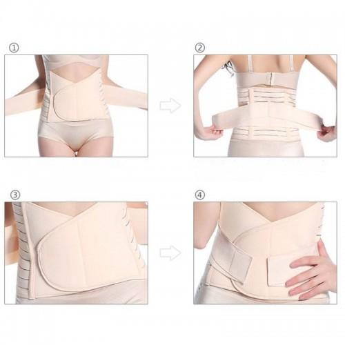 Centura abdominala postnatala dublu reglabila Lisa Rose Girl 2