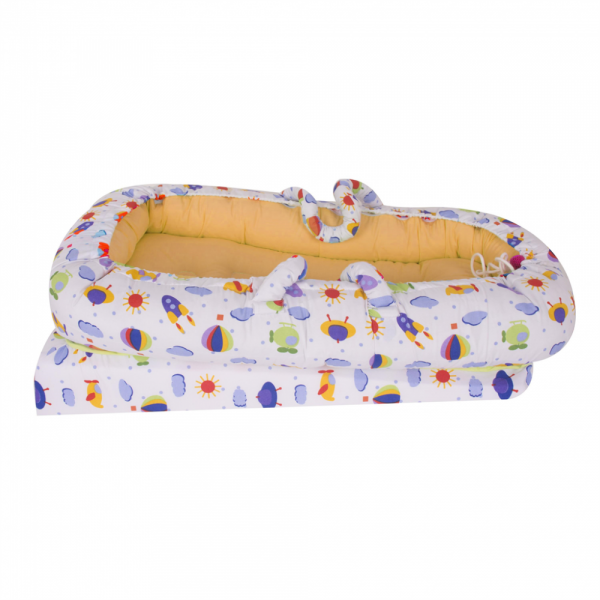 Co-sleeper anti-reflux Space Sevibaby 0