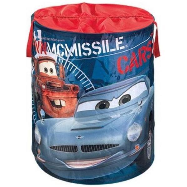 Cos pentru depozitat jucarii Cars - Disney 0