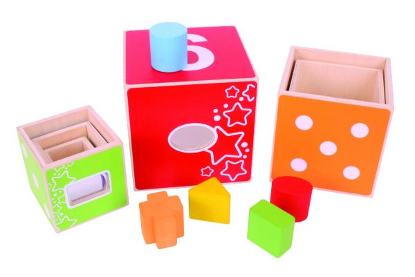 Cuburi colorate pastel 4