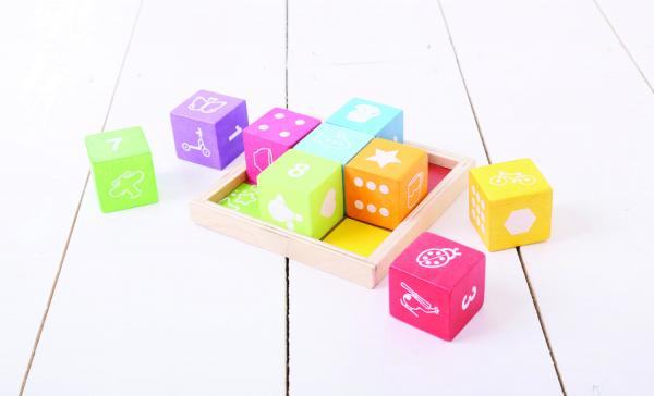 Cuburi din lemn cu imagini 3