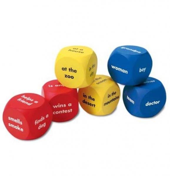 Cuburi pentru construit povestiri 0