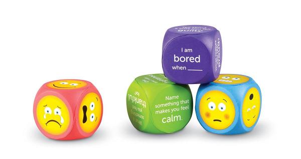 Cuburi pentru conversatii - EMOJI 1