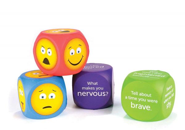 Cuburi pentru conversatii - EMOJI 0