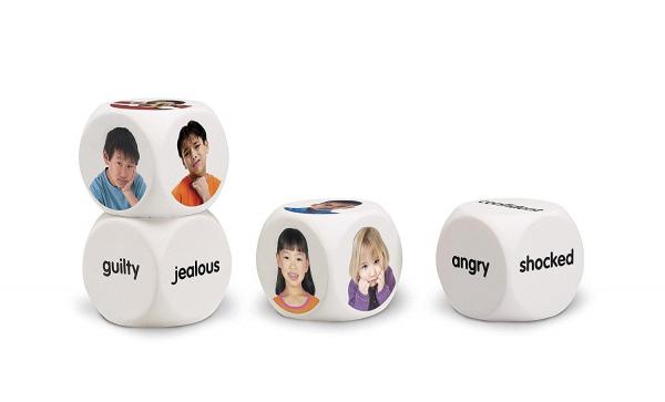 Cuburi pentru conversatii - emotii 2