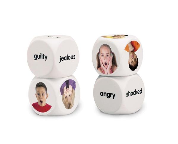 Cuburi pentru conversatii - emotii 0
