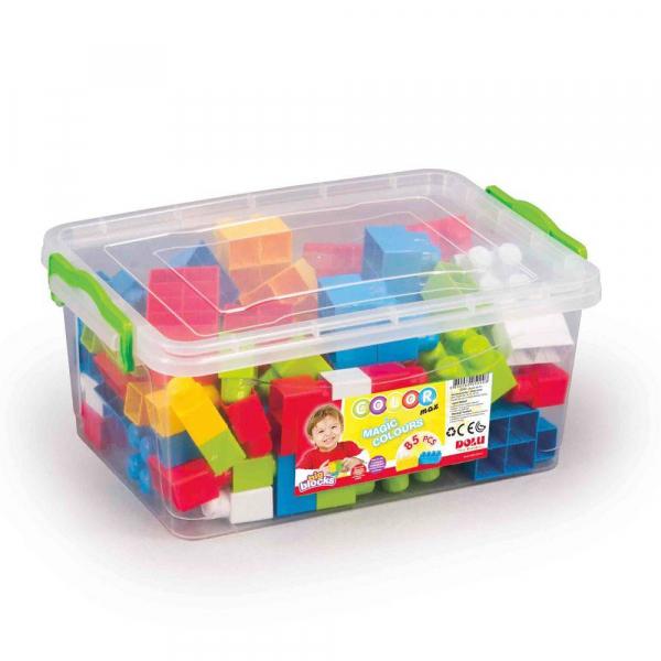Cutie depozitare cu 85 cuburi 0