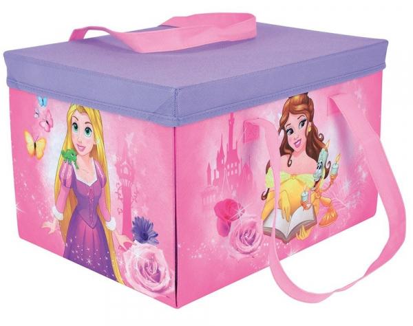 Cutie pentru depozitare jucarii transformabila Disney Princess Friendship 0