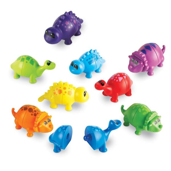 Dinozauri jucausi 4