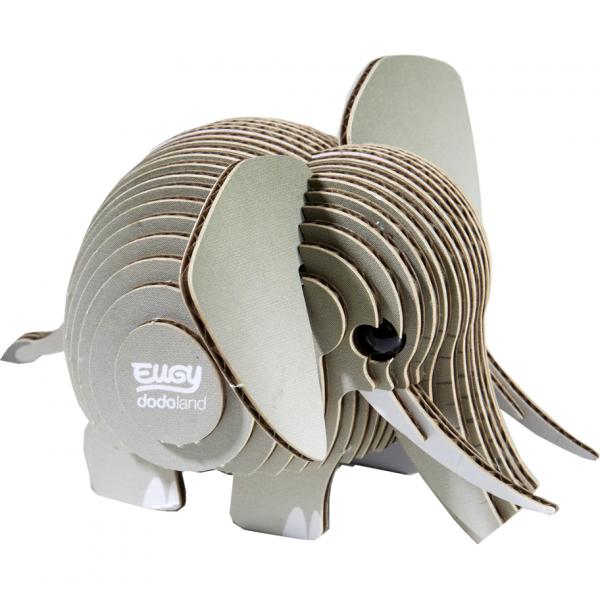 DIY Animale 3D Eugy Elefant Brainstorm Toys D5002 4