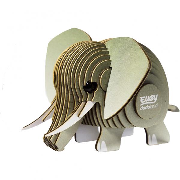 DIY Animale 3D Eugy Elefant Brainstorm Toys D5002 2