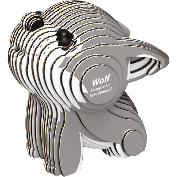 DIY Animale 3D Eugy Lup Brainstorm Toys D5008 4