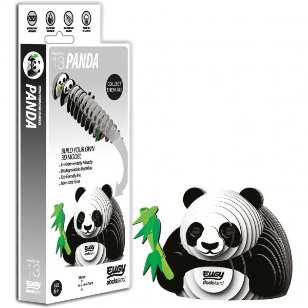 DIY Animale 3D Eugy Panda Brainstorm Toys D5003 [0]
