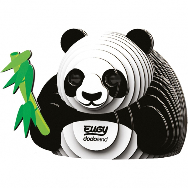 DIY Animale 3D Eugy Panda Brainstorm Toys D5003 [2]