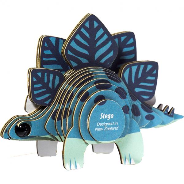 DIY Animale 3D Eugy Stego Brainstorm Toys D5001 4