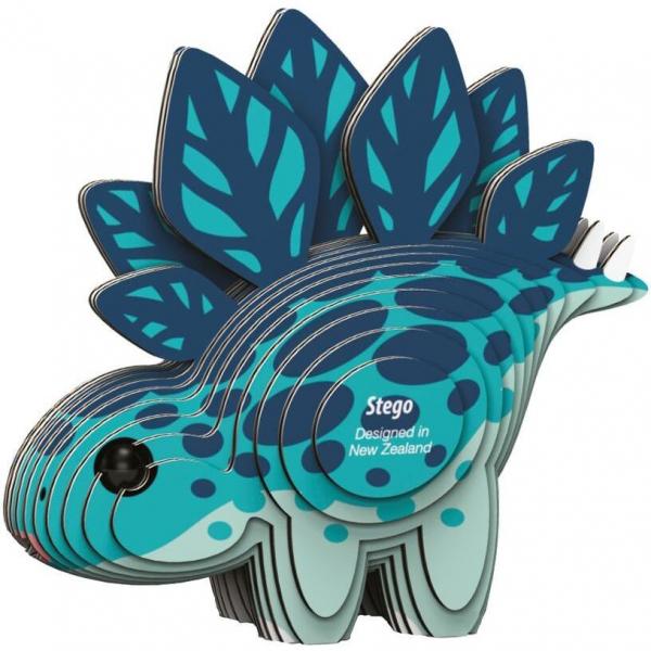 DIY Animale 3D Eugy Stego Brainstorm Toys D5001 1