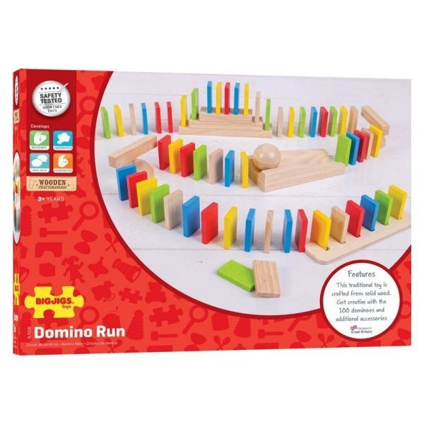 Domino din lemn 0